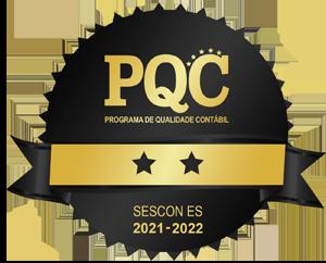PQC - Programa de Qualidade Contábil - 2020/2021